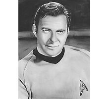 captain kirk Photographic Print