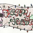 Happy Holidays (PinkBones) by Lindsey W