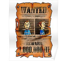 MOTHER 3 Wanted Poster Poster