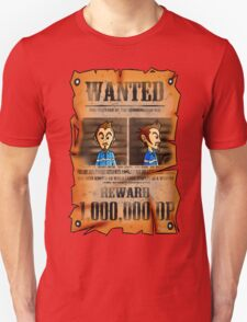 MOTHER 3 Wanted Poster T-Shirt