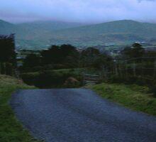 Northern Ireland Road by Susan Grissom