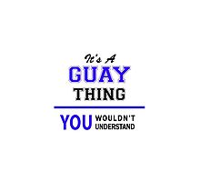 It's a GUAY thing, you wouldn't understand !! by thenamer