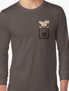 Pocket Titan Long Sleeve T-Shirt