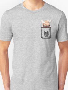 Pocket Titan Unisex T-Shirt
