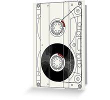 Cassette Greeting Card