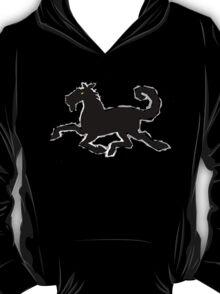 Galloping Horse Tshirt design T-Shirt
