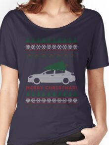 WRX Ugly Christmas Sweater (2015) Women's Relaxed Fit T-Shirt