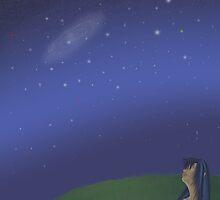 Stargazing by luckydog