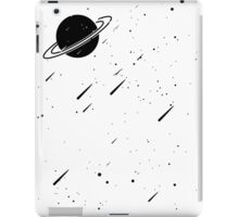 Negative Space: Meteor Shower iPad Case/Skin