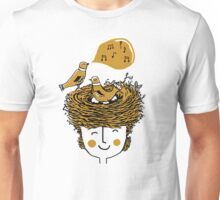 Birds nest Unisex T-Shirt