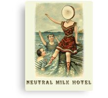 Neutral Milk Hotel  Canvas Print