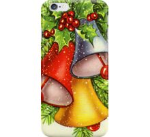 Christmas Wishes - Christmas Card iPhone Case/Skin