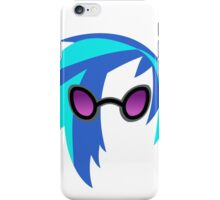 Stealth Vinyl Scratch iPhone Case/Skin
