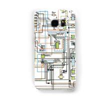 1972 car wiring diagram Samsung Galaxy Case/Skin