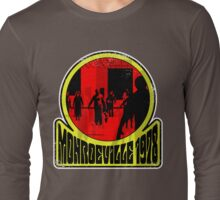 Monroeville, 1978 (White Background) Long Sleeve T-Shirt