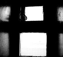 crossed window by imagegrabber