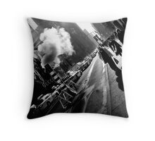 5th Ave. Throw Pillow