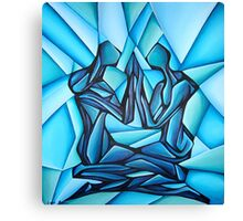 My Soul, My Reflection  Canvas Print