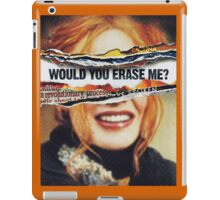 Eternal Sunshine of the Spotless Mind - Clementine iPad Case/Skin