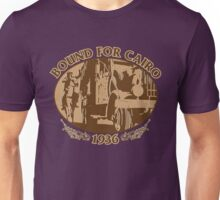 Bound For Cairo, 1936 Unisex T-Shirt