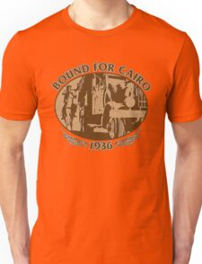 Bound For Cairo, 1936 Unisex T-Shirt