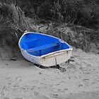 Blue Boat by SarahhXO