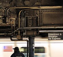 Downtown & Brooklyn via Express by Douzy