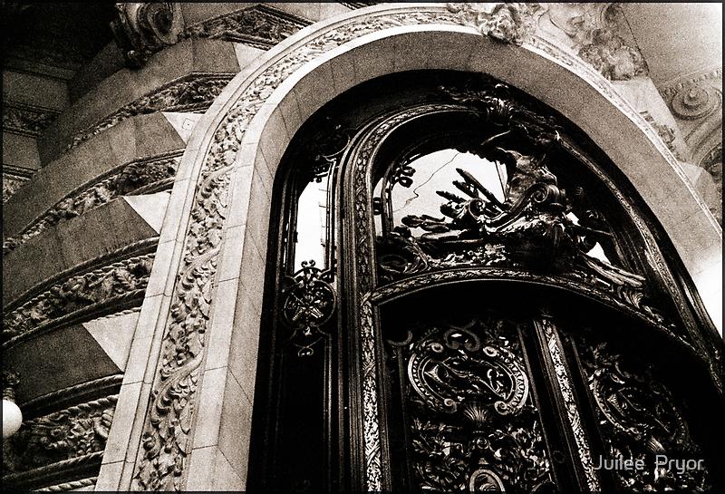 Detail Buenos Aries by Juilee  Pryor