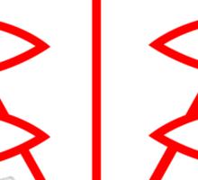 Neon Genesis Evangelion - Seele - Classic Sticker