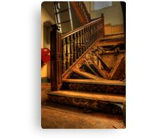 Please use other stairs Canvas Print