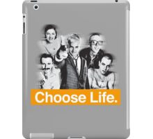Trainspotting - Choose Life iPad Case/Skin