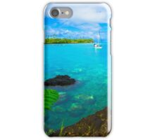 Rai Ki Wai - View of the sea iPhone Case/Skin