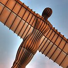 Angel Of The North by Richard Shepherd