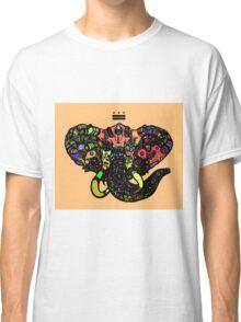 DC Elephant BLK orange ALT Classic T-Shirt
