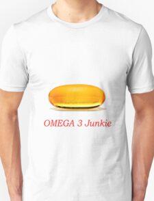 Omega 3 Junkie T-Shirt