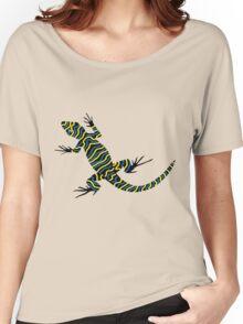 Lizard looking up Women's Relaxed Fit T-Shirt