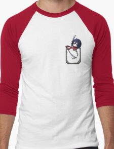 Mikasa Pocket Men's Baseball ¾ T-Shirt