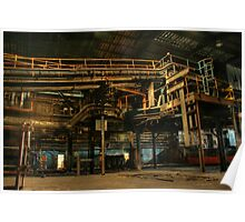 Conveyors Poster