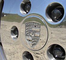 Porsche wheel #1. by RangerFontana