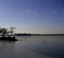 Blue Water by CTKha