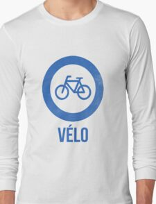 VÉLO II Long Sleeve T-Shirt