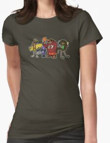 Sporty Kids Womens Fitted T-Shirt