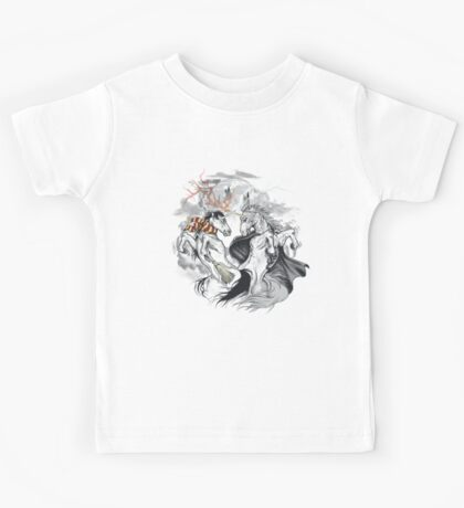 potter with unicorns  Kids Clothes