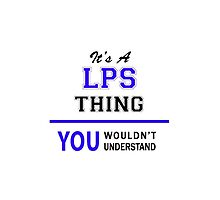It's a LPS thing, you wouldn't understand !! by thestarmaker