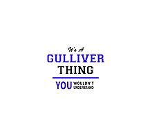 It's a GULLIVER thing, you wouldn't understand !! by thenamer