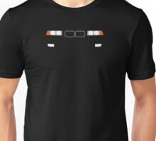 E36 Kidney grill and headlights Unisex T-Shirt
