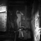 false nude by Nikos Kantarakias