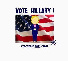 VOTE Hillary Clinton Unisex T-Shirt