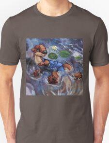 River Otter in Swimsuit T-Shirt