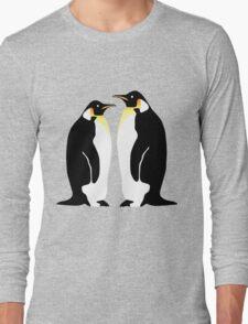 2 penguins Long Sleeve T-Shirt